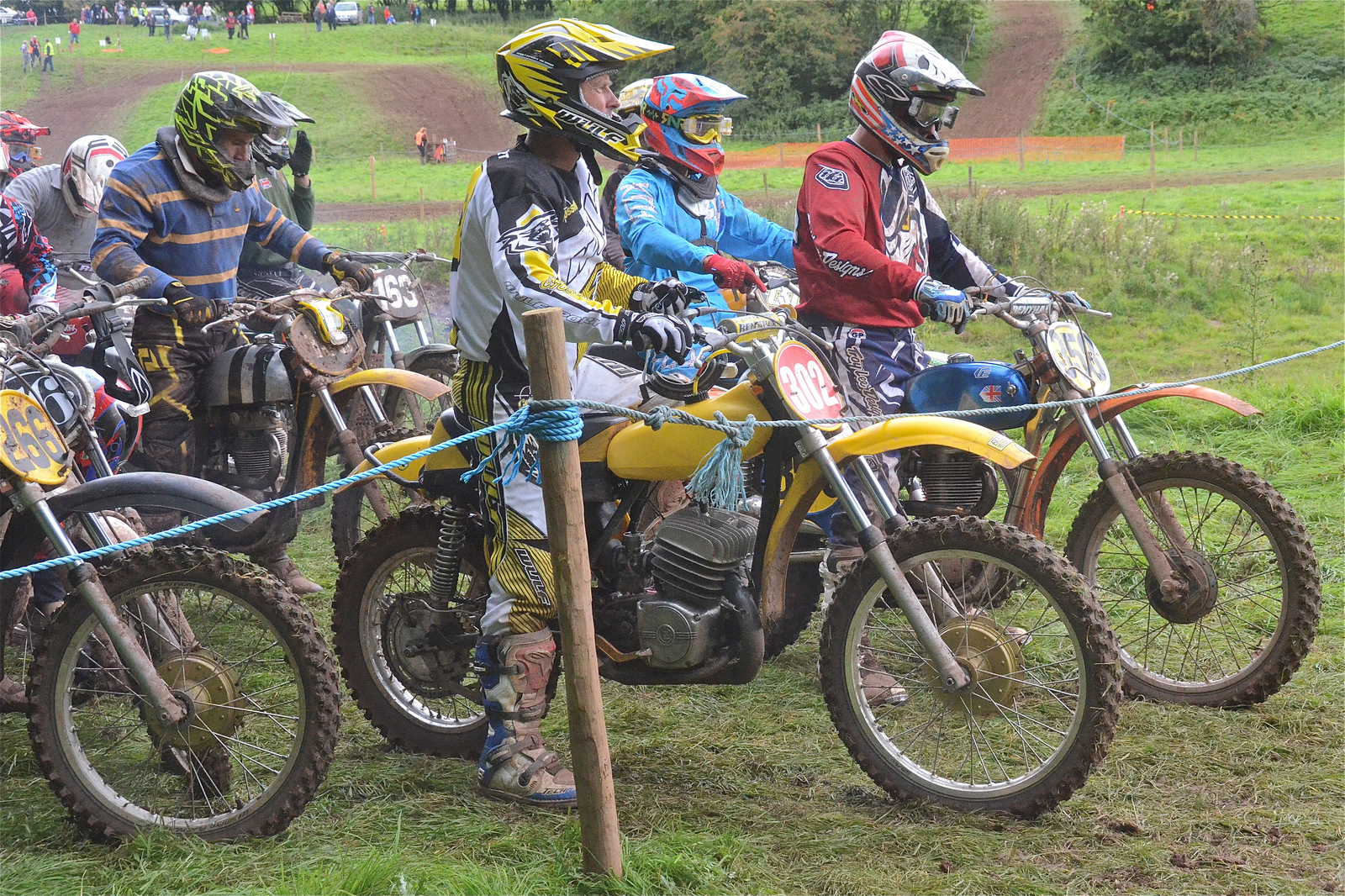 Llanthony Classic Scramble Photos September 2015 classicdirtbikerider.com..30