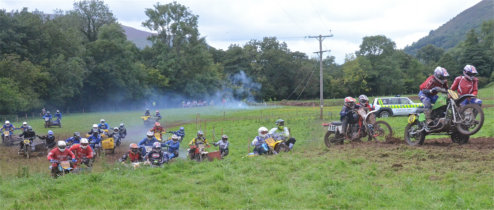 Llanthony Classic Scramble Photos September 2015 classicdirtbikerider.com..38