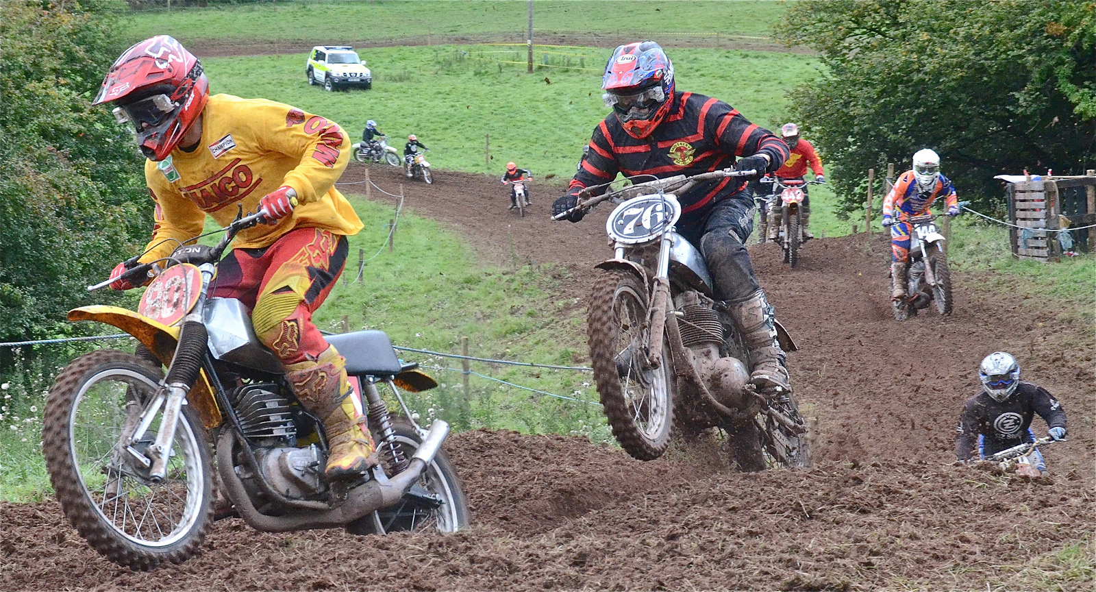 Llanthony Classic Scramble Photos September 2015 classicdirtbikerider.com..45