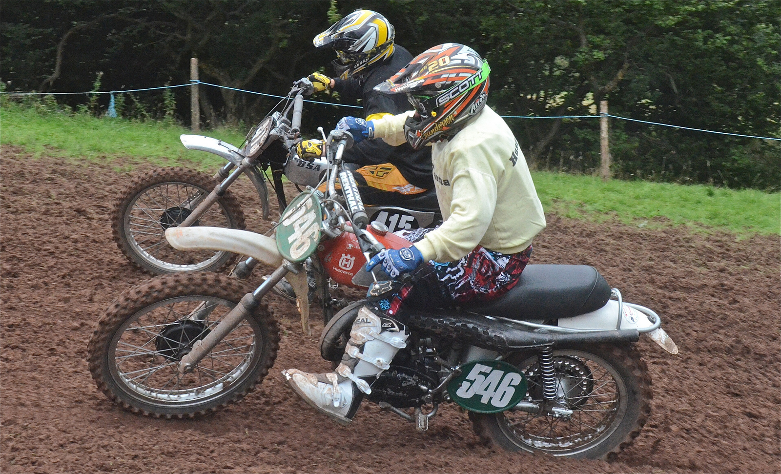 Llanthony Classic Scramble Photos September 2015 classicdirtbikerider.com..48