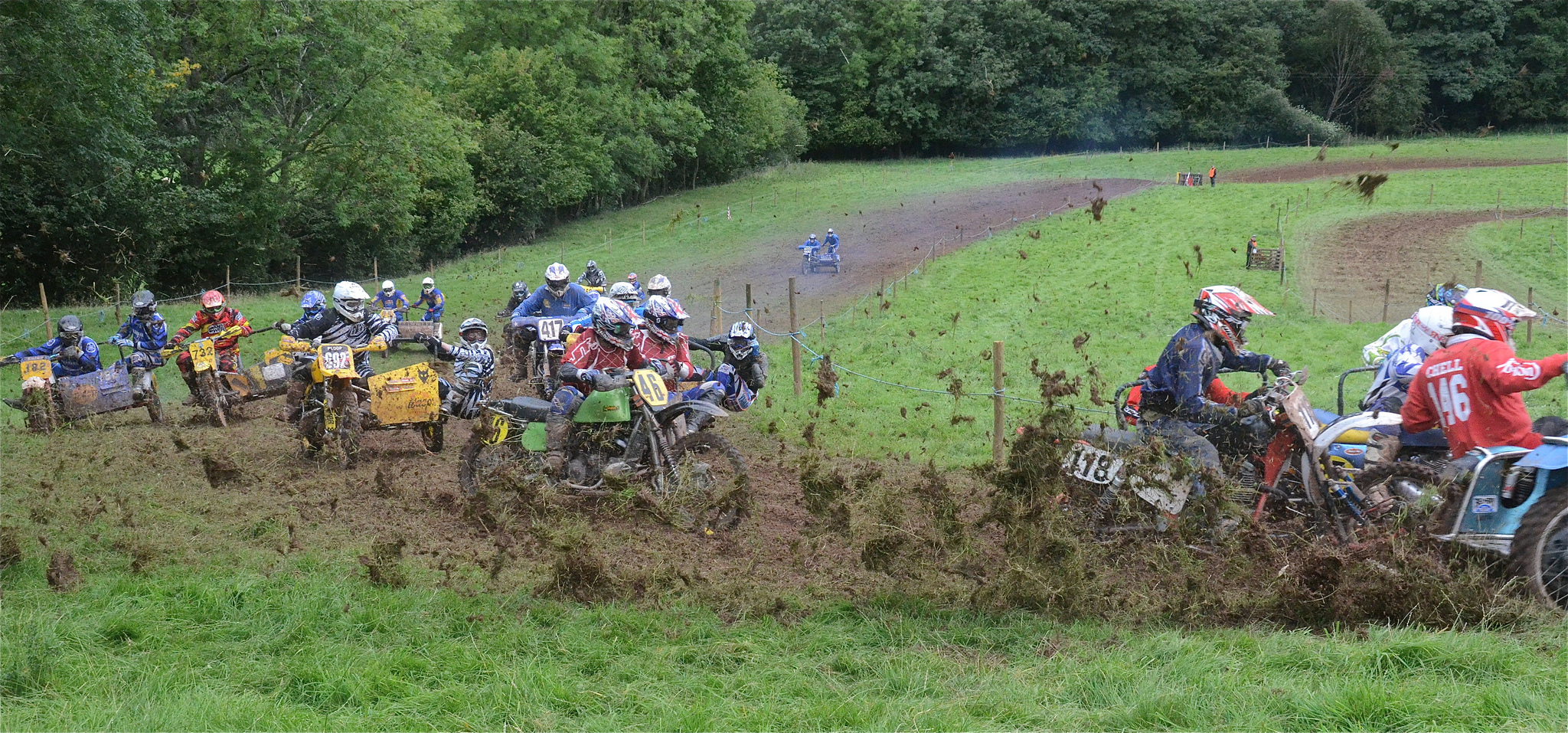 Llanthony Classic Scramble Photos September 2015 classicdirtbikerider.com..50