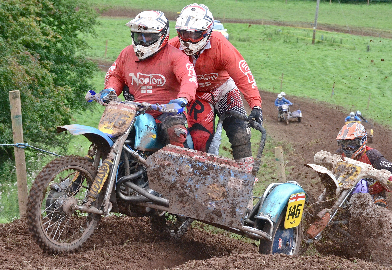 Llanthony Classic Scramble Photos September 2015 classicdirtbikerider.com..51