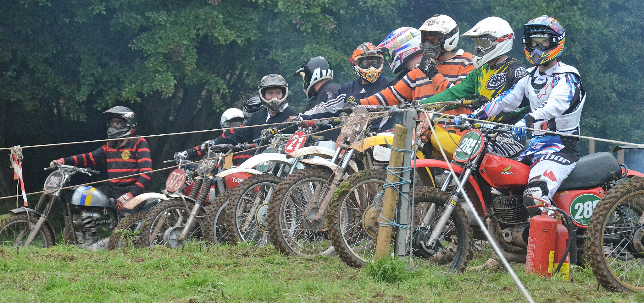 Llanthony Classic Scramble Photos September 2015 classicdirtbikerider.com..55