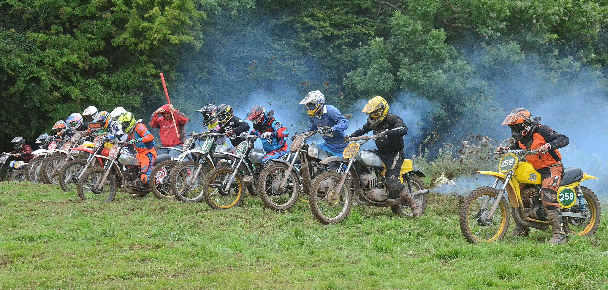 Llanthony Classic Scramble Photos September 2015 classicdirtbikerider.com..56