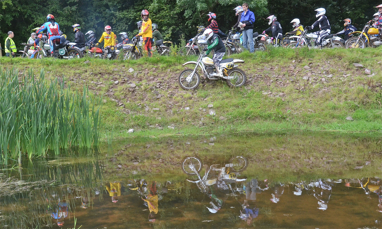 Llanthony Classic Scramble Photos September 2015 classicdirtbikerider.com..9