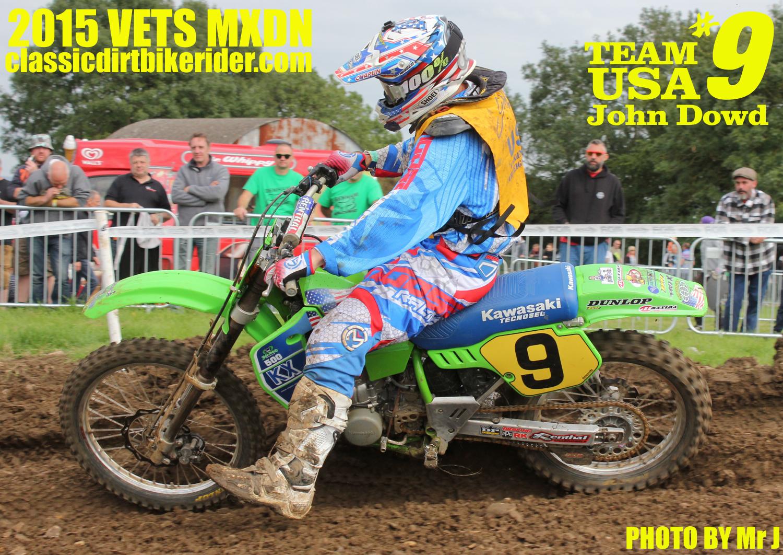 Vets MXDN 2015 PHOTOS & REPORT classicdirtbikerider.com JOHN DOWD