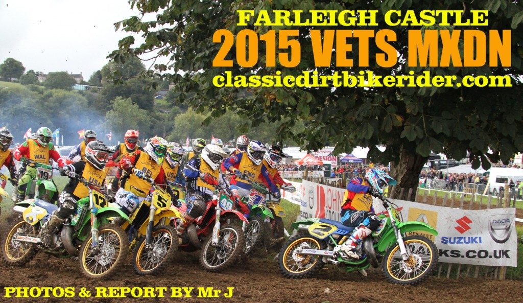 Vets MXDN 2015 PHOTOS & REPORT classicdirtbikerider.com VINTAGE MOTOCROSS EVO & TWINSHOCK