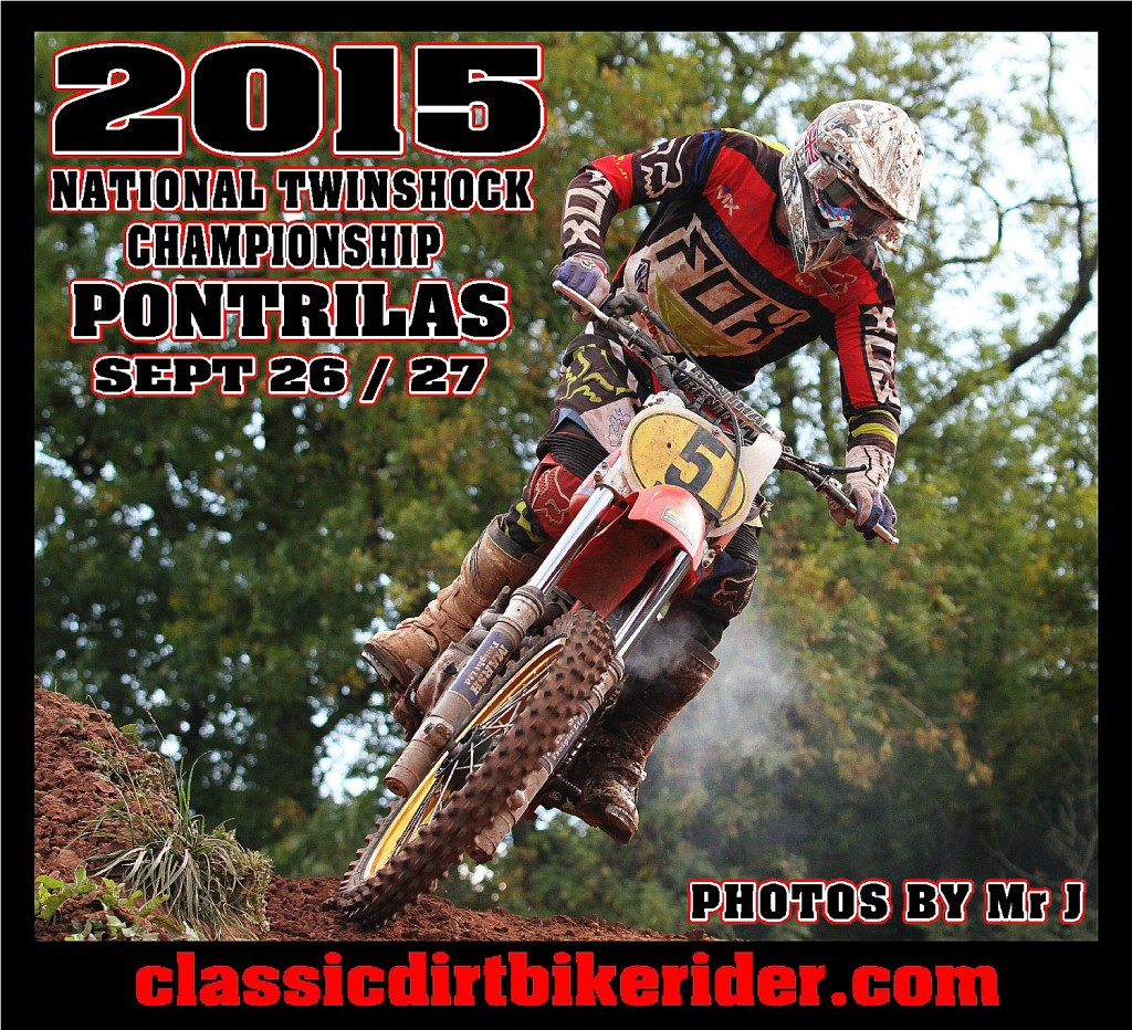 National Twinshock Championship Photos Pontrilas September 2015 classicdirtbikerider.com  vintage motocross