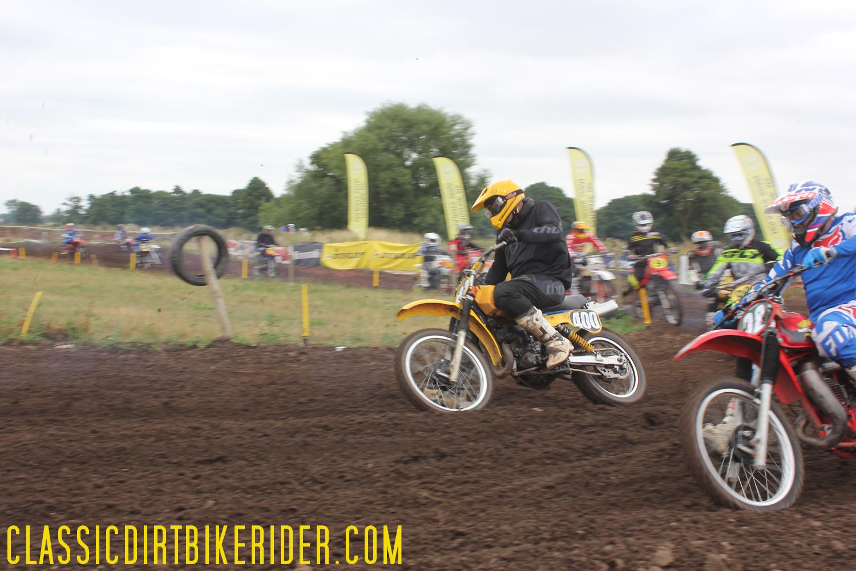 SUZUKI PE400 ENDURO MOTOCROSS RACER