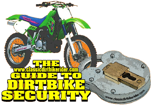 classicdirtbikerider. com security guide motocross bike stolen thieves broke in & took away thousands of pounds worth of off road bikes 5