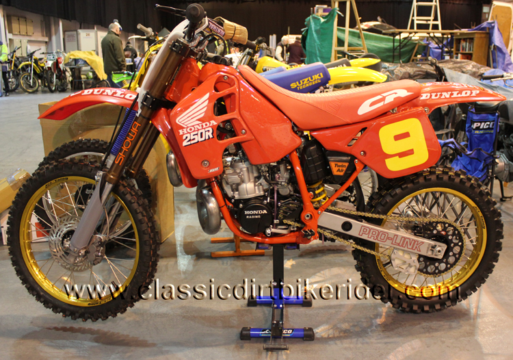 2016 Hagon classic dirtbike show Telford report review picture photos classicdirtbikerider.com 1
