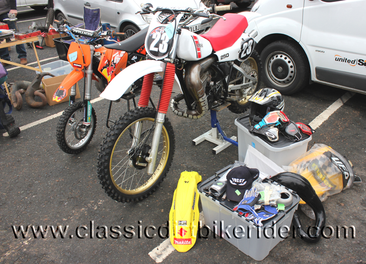 2016 Hagon classic dirtbike show Telford report review picture photos classicdirtbikerider.com 125 (10)