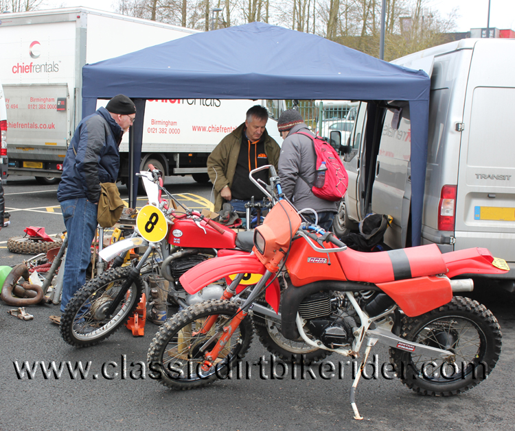 2016 Hagon classic dirtbike show Telford report review picture photos classicdirtbikerider.com 125 (11)