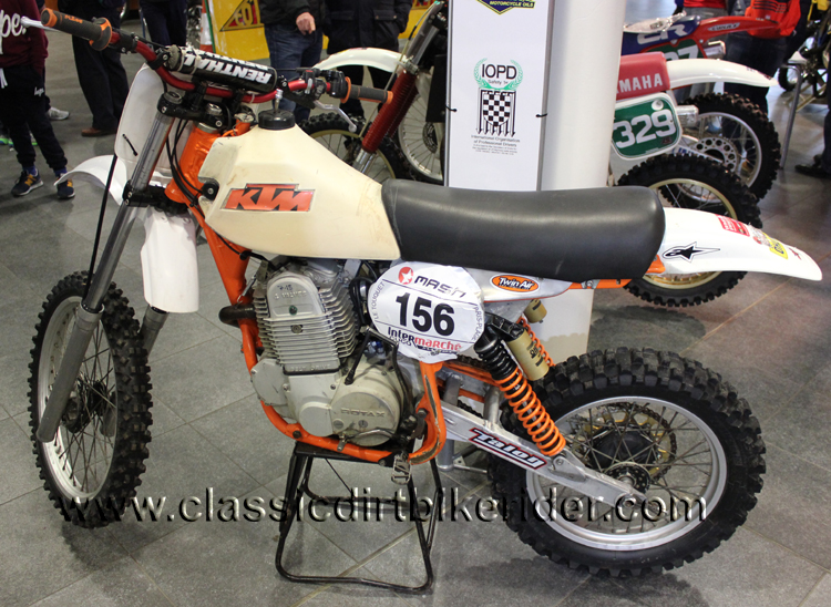 2016 Hagon classic dirtbike show Telford report review picture photos classicdirtbikerider.com 125 (13)