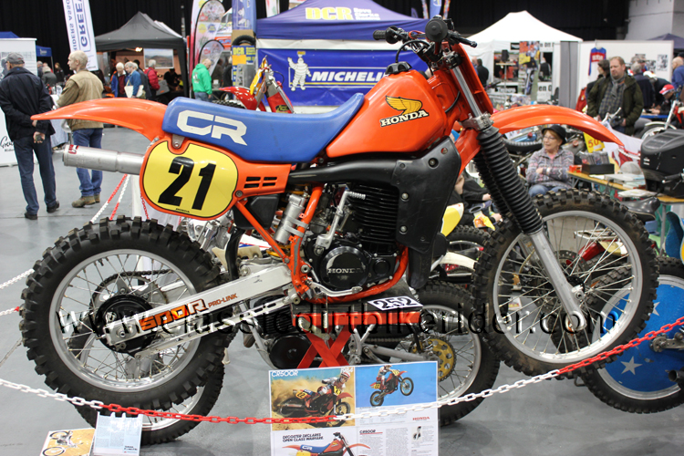 2016 Hagon classic dirtbike show Telford report review picture photos classicdirtbikerider.com 125 (14)