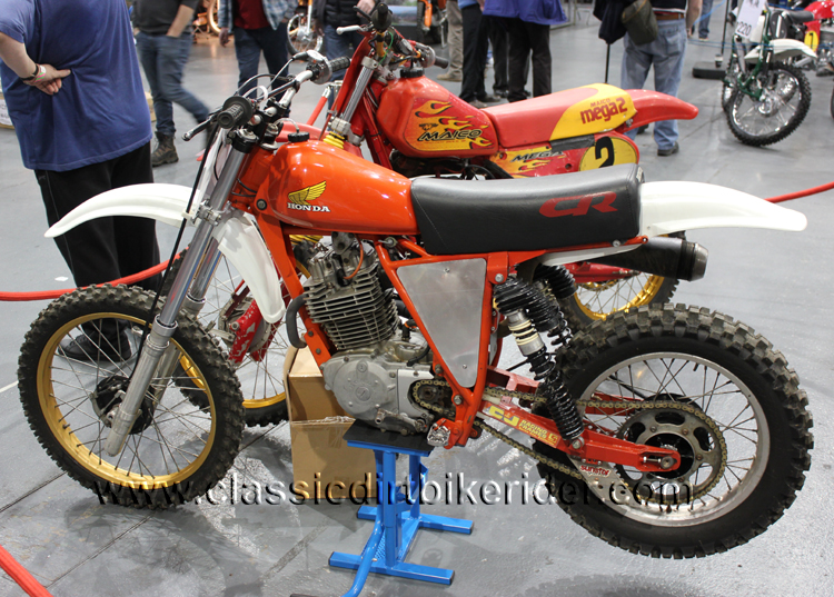 2016 Hagon classic dirtbike show Telford report review picture photos classicdirtbikerider.com 125 (15)