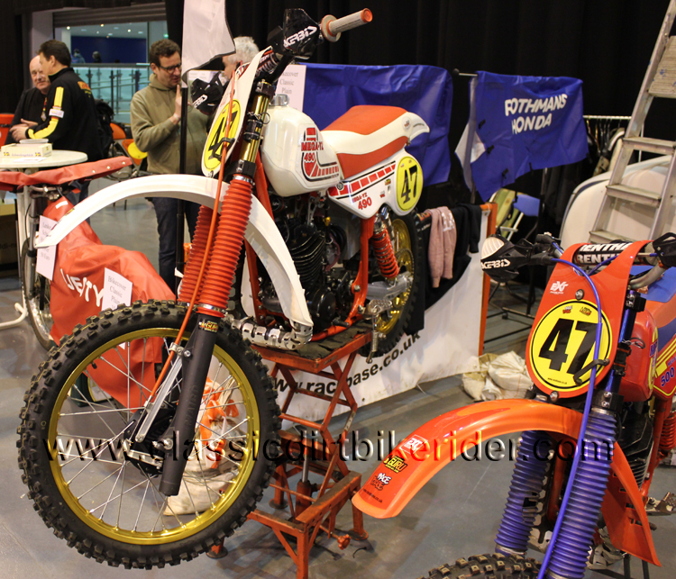 2016 Hagon classic dirtbike show Telford report review picture photos classicdirtbikerider.com 125 (16)