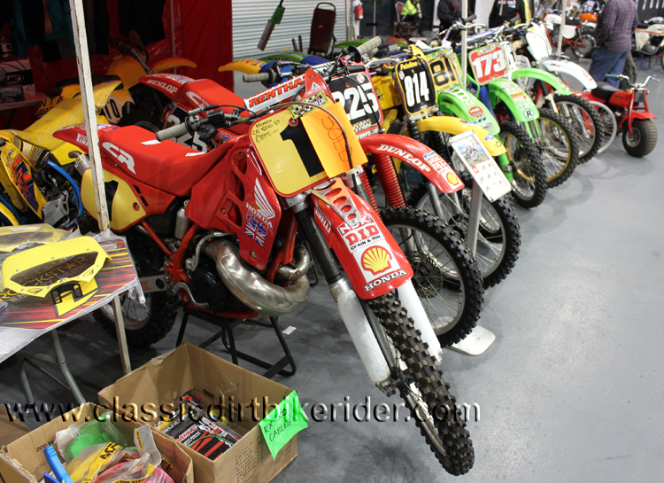 2016 Hagon classic dirtbike show Telford report review picture photos classicdirtbikerider.com 125 (17)