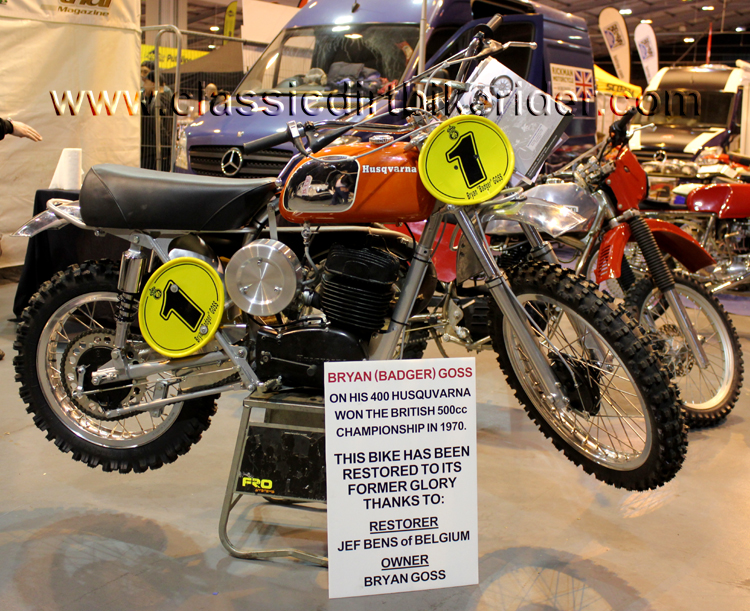 2016 Hagon classic dirtbike show Telford report review picture photos classicdirtbikerider.com 125 (19)