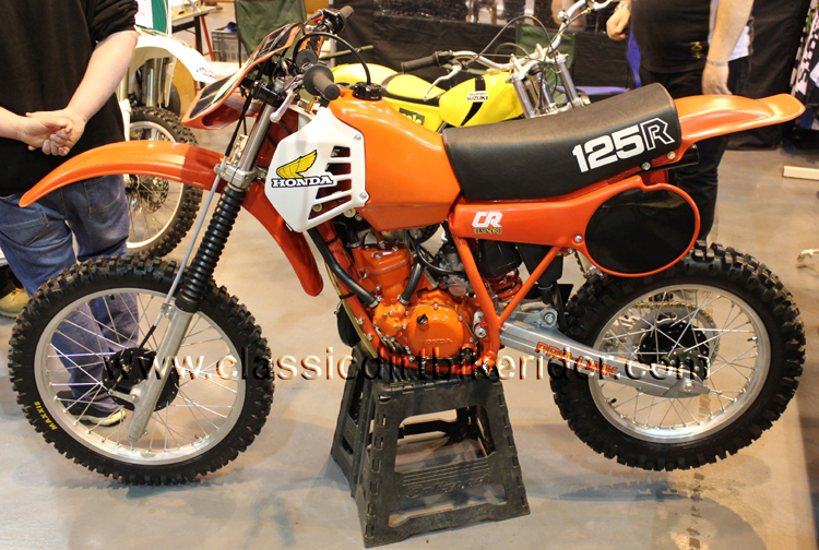 2016 Hagon classic dirtbike show Telford report review picture photos classicdirtbikerider.com 125 (20)