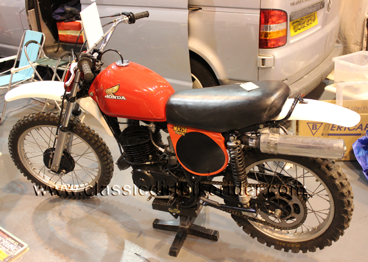 2016 Hagon classic dirtbike show Telford report review picture photos classicdirtbikerider.com 125 (21)