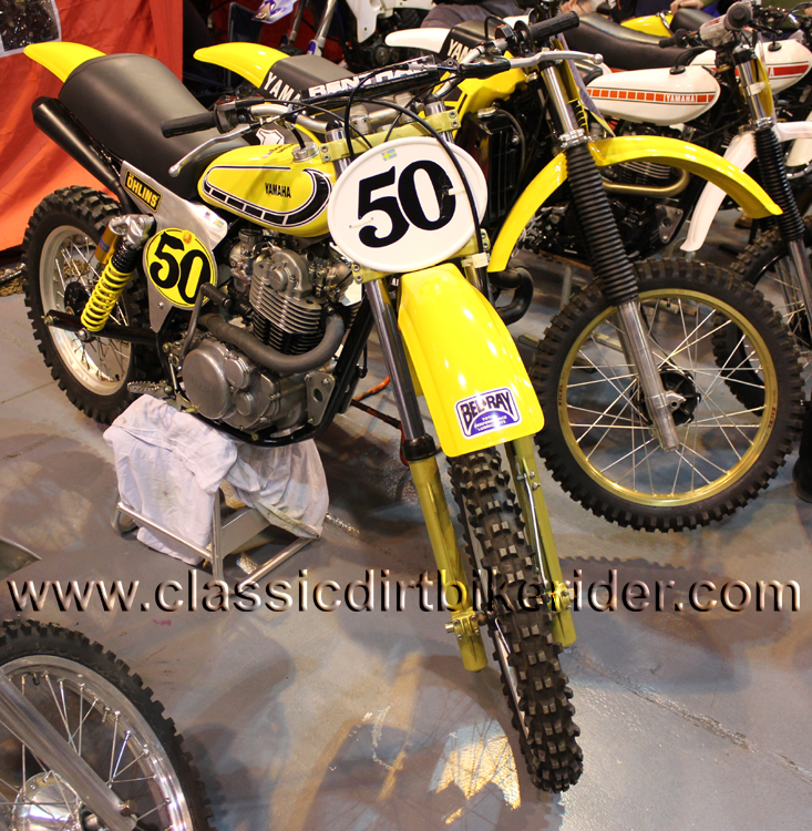 2016 Hagon classic dirtbike show Telford report review picture photos classicdirtbikerider.com 125 (22)