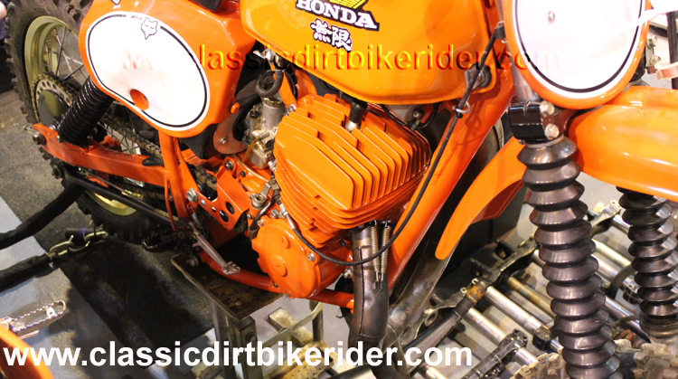 2016 Hagon classic dirtbike show Telford report review picture photos classicdirtbikerider.com 125 (24)