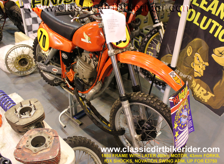 2016 Hagon classic dirtbike show Telford report review picture photos classicdirtbikerider.com 125 (27)
