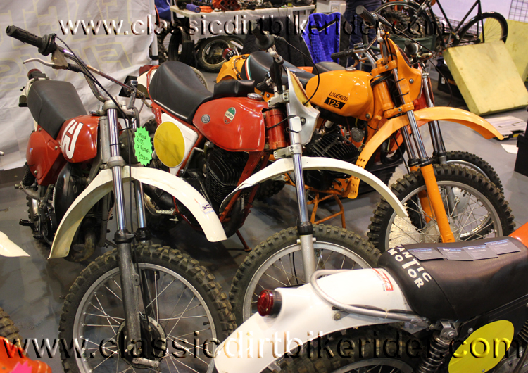 2016 Hagon classic dirtbike show Telford report review picture photos classicdirtbikerider.com 125 (29)