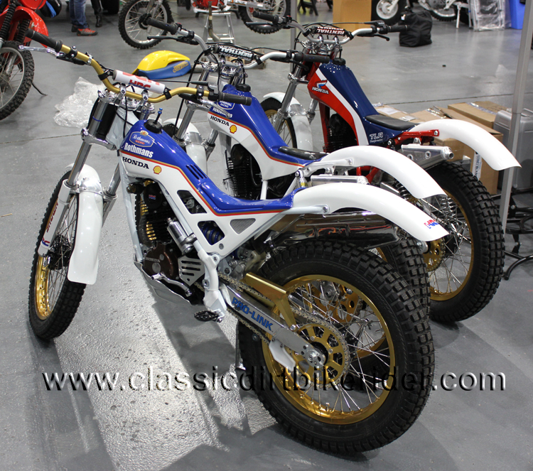 2016 Hagon classic dirtbike show Telford report review picture photos classicdirtbikerider.com 125 (3)