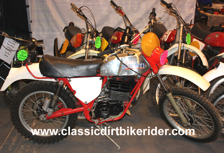 2016 Hagon classic dirtbike show Telford report review picture photos classicdirtbikerider.com 125 (30)