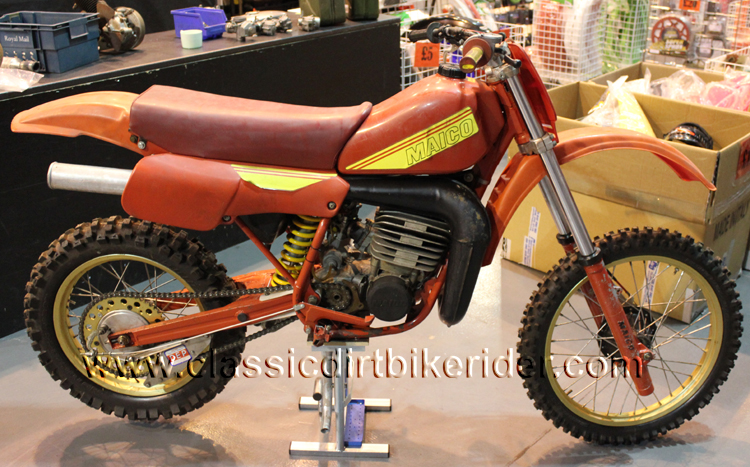 2016 Hagon classic dirtbike show Telford report review picture photos classicdirtbikerider.com 125 (32)