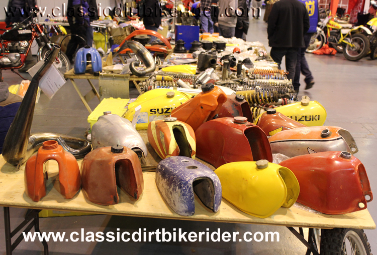 2016 Hagon classic dirtbike show Telford report review picture photos classicdirtbikerider.com 125 (34)