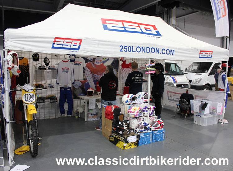 2016 Hagon classic dirtbike show Telford report review picture photos classicdirtbikerider.com 125 (40)