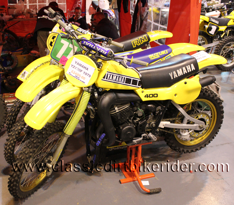 2016 Hagon classic dirtbike show Telford report review picture photos classicdirtbikerider.com 125 (42)