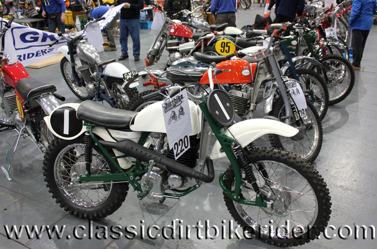 2016 Hagon classic dirtbike show Telford report review picture photos classicdirtbikerider.com 125 (43)