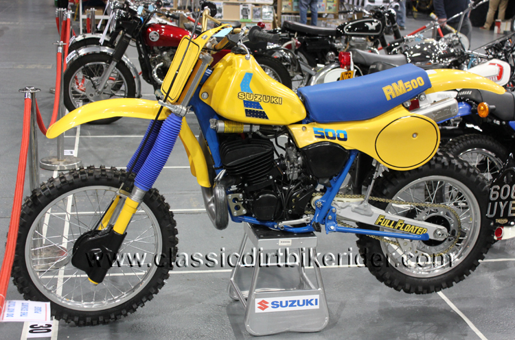 2016 Hagon classic dirtbike show Telford report review picture photos classicdirtbikerider.com 125 (47)