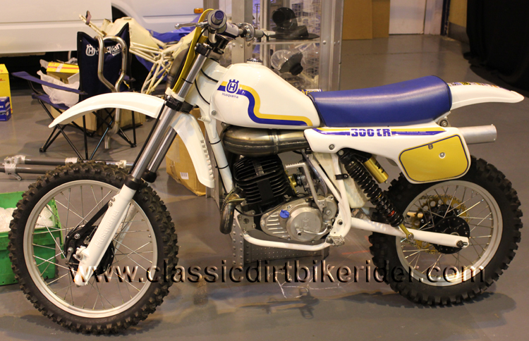 2016 Hagon classic dirtbike show Telford report review picture photos classicdirtbikerider.com 125 (48)