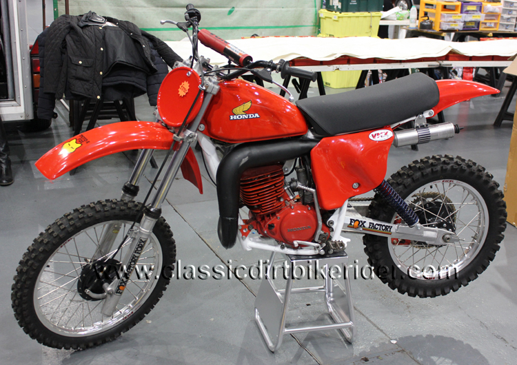 2016 Hagon classic dirtbike show Telford report review picture photos classicdirtbikerider.com 125 (5)
