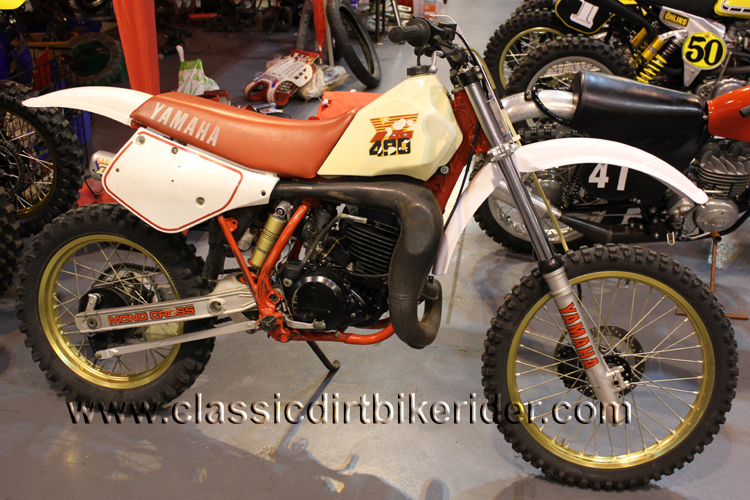 2016 Hagon classic dirtbike show Telford report review picture photos classicdirtbikerider.com 125 (50)