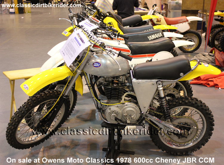 2016 Hagon classic dirtbike show Telford report review picture photos classicdirtbikerider.com 125 (51)