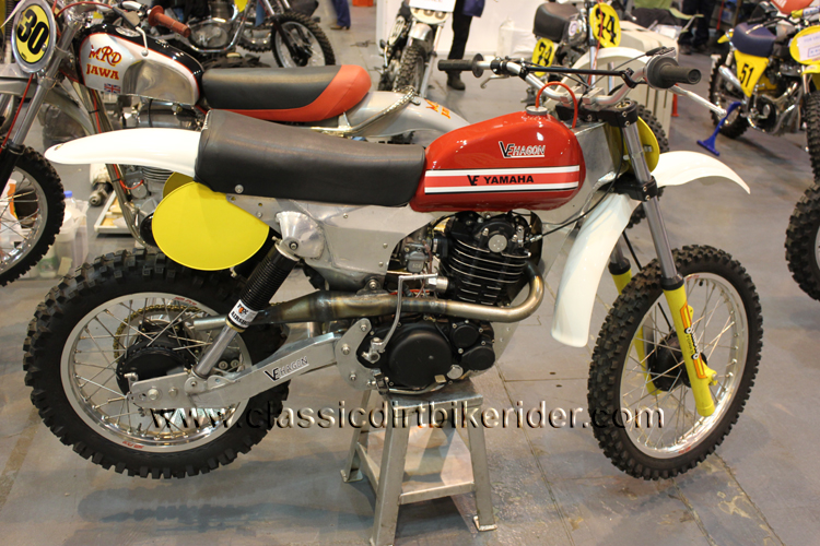 2016 Hagon classic dirtbike show Telford report review picture photos classicdirtbikerider.com 125 (6)