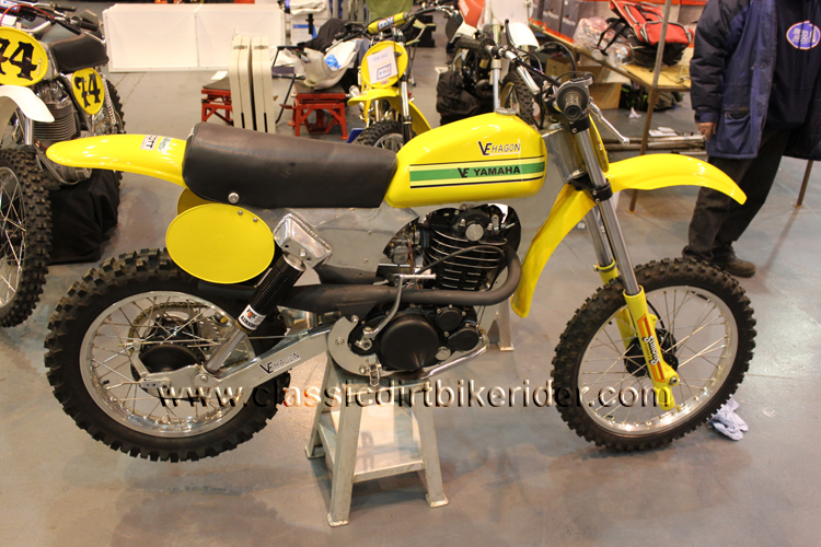 2016 Hagon classic dirtbike show Telford report review picture photos classicdirtbikerider.com 125 (7)