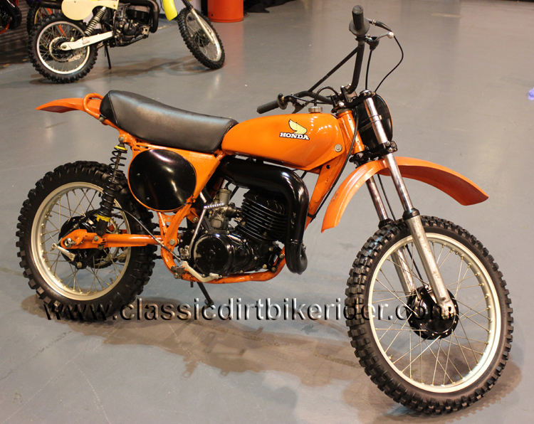 2016 Hagon classic dirtbike show Telford report review picture photos classicdirtbikerider.com 125 (9)