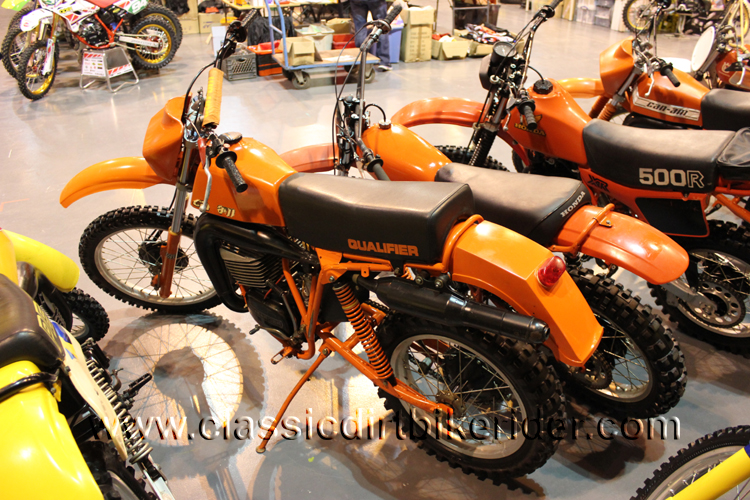 2016 Hagon classic dirtbike show Telford report review picture photos classicdirtbikerider.com 23 (11)