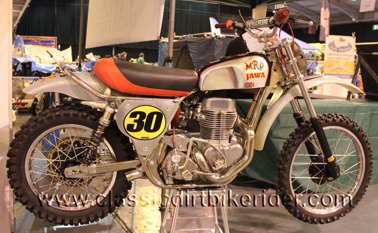 2016 Hagon classic dirtbike show Telford report review picture photos classicdirtbikerider.com 23 (13)