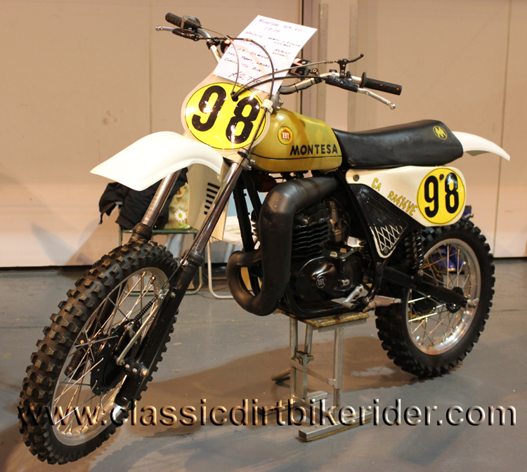 2016 Hagon classic dirtbike show Telford report review picture photos classicdirtbikerider.com 23 (17)