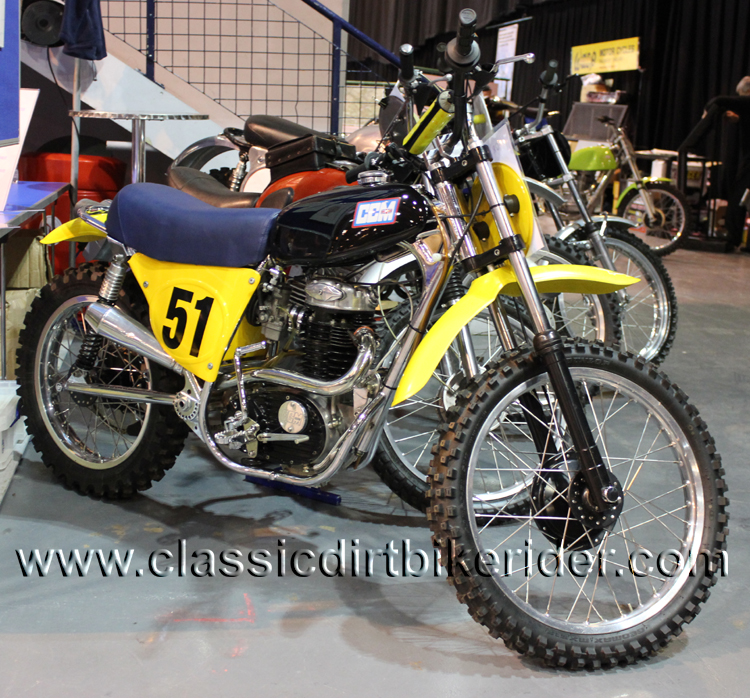 2016 Hagon classic dirtbike show Telford report review picture photos classicdirtbikerider.com 23 (19)
