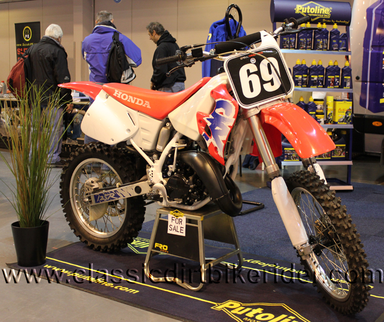 2016 Hagon classic dirtbike show Telford report review picture photos classicdirtbikerider.com 23 (3)