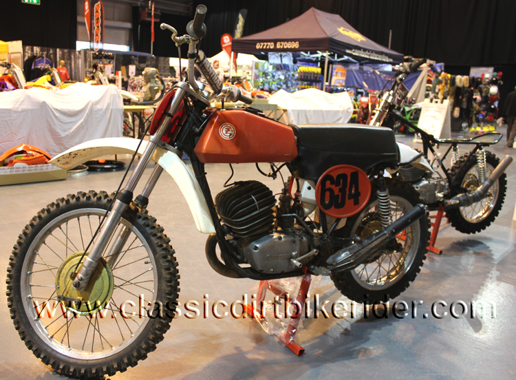 2016 Hagon classic dirtbike show Telford report review picture photos classicdirtbikerider.com 23 (5)